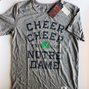 Under Armour Notre Dame Iconic Collection Tee MED
